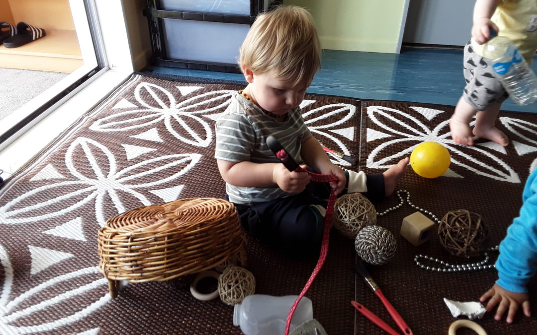 Early Childhood Education – Heuristic Play