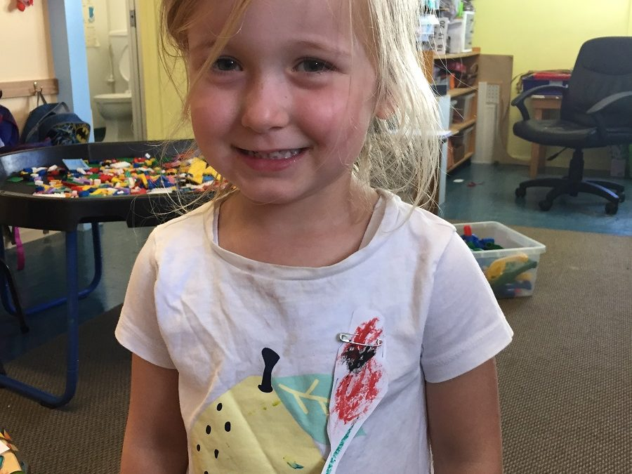 Anzac Day in Early Childhood Education